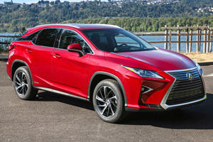 The Lexus RX Gets Huge Price Cut, But Loses Luxury Features