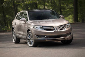 2017 Lincoln MKX SUV Review