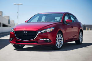 2018 Mazda Mazda3 5-Door Review