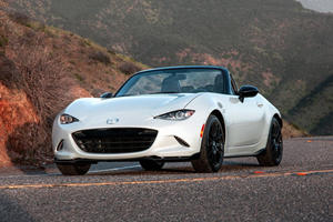 2017 Mazda MX-5 Miata  Review