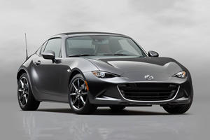 2018 Mazda MX-5 Miata RF Review