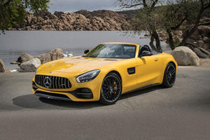 2018 Mercedes-AMG GT / GT C Roadster Review