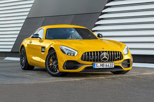 2018 Mercedes-AMG GT / GT S Coupe Review
