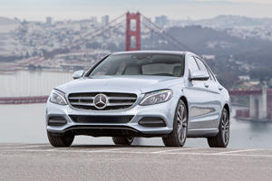 Mercedes-Benz C-Class Plug-in Hybrid