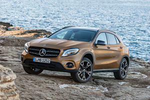 2018 Mercedes-Benz GLA SUV Review