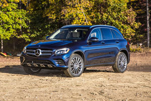 2018 Mercedes-Benz GLC SUV Review