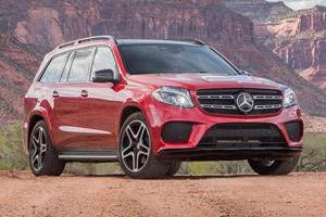 2018 Mercedes-Benz GLS SUV Review