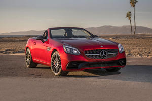 2018 Mercedes-AMG SLC 43 Review