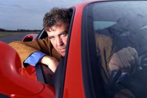 British Celeb Jeremy Clarkson Unwanted on Road Trips
