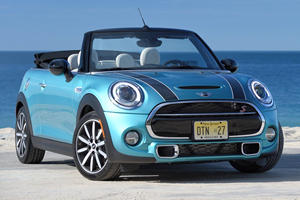 2018 Mini Convertible Cooper S / JCW Review