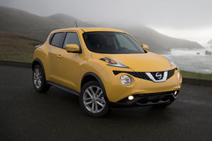 2017 Nissan Juke Crossover Review