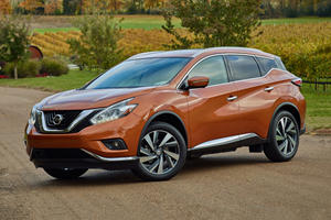 2017 Nissan Murano SUV Review