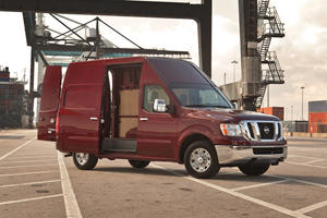 2018 Nissan NV1500 / 2500 / 3500 Review