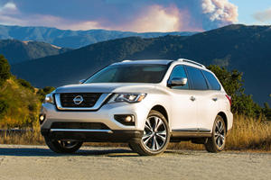 2018 Nissan Pathfinder SUV Review