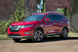 2018 Nissan Rogue Hybrid Review