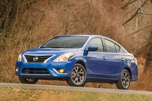 2018 Nissan Versa Sedan Review