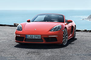 2018 Porsche 718 Boxster Review