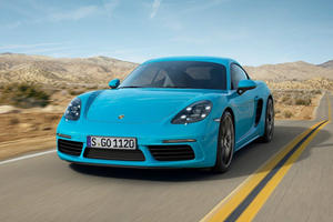 2017 Porsche 718 Cayman Review