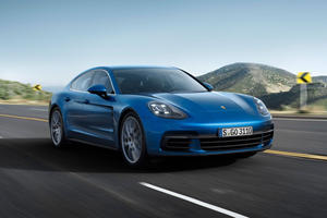 2018 Porsche Panamera / 4 / 4S Review