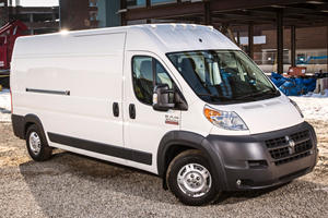 2018 Ram ProMaster Review