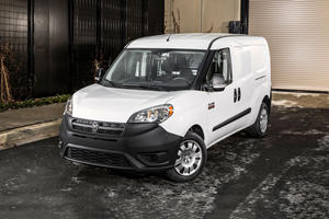 2018 Ram ProMaster City Review