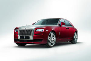 2018 Rolls-Royce Ghost Review