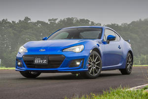 2018 Subaru BRZ Review
