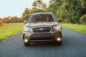 2018 Subaru Forester Review