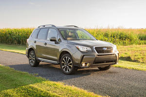 2017 Subaru Forester SUV Review