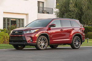 2017 Toyota Highlander SUV Review