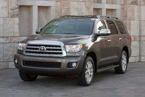 2018 Toyota Sequoia Review