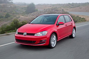 2017 Volkswagen Golf Review