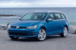 2017 Volkswagen Golf SportWagen Review