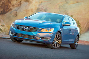 2017 Volvo V60 Review