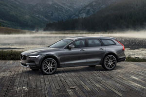 2018 Volvo V90 Cross Country Review