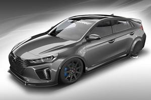 Hyundai Builds SEMA Car That Gets 80 Miles Per Gallon