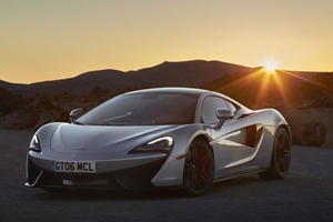 The McLaren 570GT Is At Its Very Best When Journeying Through Scotland
