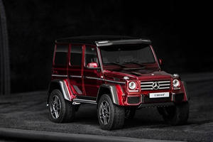 This Is A Mercedes-Benz G500 4x4 Squared That Everyone Can Afford
