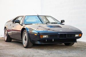 This Mint Condition BMW M1 Costs As Much As Two Ferrari 812 Superfasts