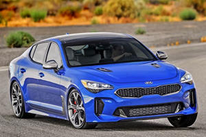 The Kia Stinger Proves How Badass It Is, By Crushing The Chevy SS
