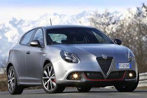 Alfa Romeo Trademarks Giulietta Name For The US