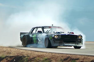 This Is How Difficult Ken Block's Climbkhana Was To Film