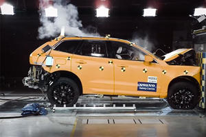 The Volvo XC60 Compact SUV Is Now Officially Safe To Crash