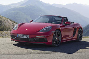Porsche 718 Cayman GTS And Boxster GTS Take A Bow