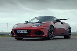 Can The Most Powerful Lotus Ever Show Supercars How To Round A Corner?