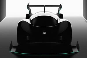 Volkswagen Building Electric Race Car To Set New Pikes Peak Record