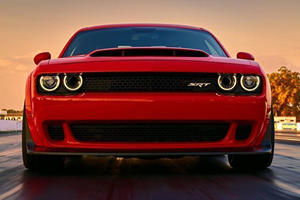 The Dodge Challenger Demon's SRT Power Chiller Isn't Just A Cool Name