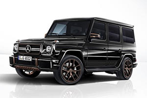Say Goodbye To The G-Class With The Mercedes-AMG G65 Final Edition