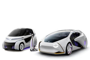 Toyota's Concept-i Series Looks Like Something Out Of Tron