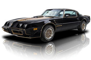 This Pristine Pontiac Trans-Am Has Only Been Driven 65 Miles
